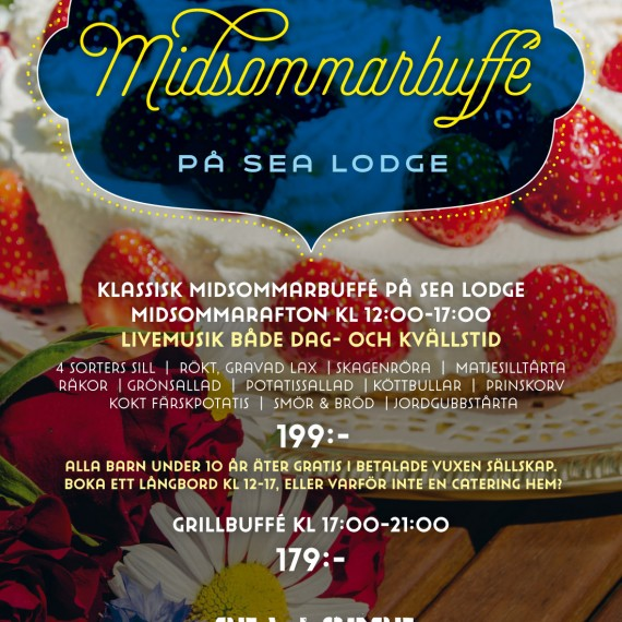 Sea Lodge – Midsommarafton