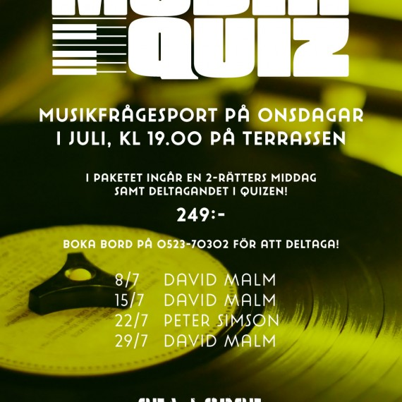 Sea Lodge Musik-quiz