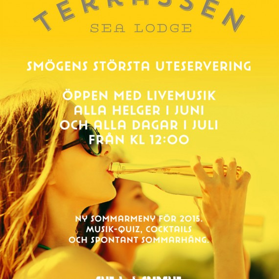 Sea Lodge Terrassen
