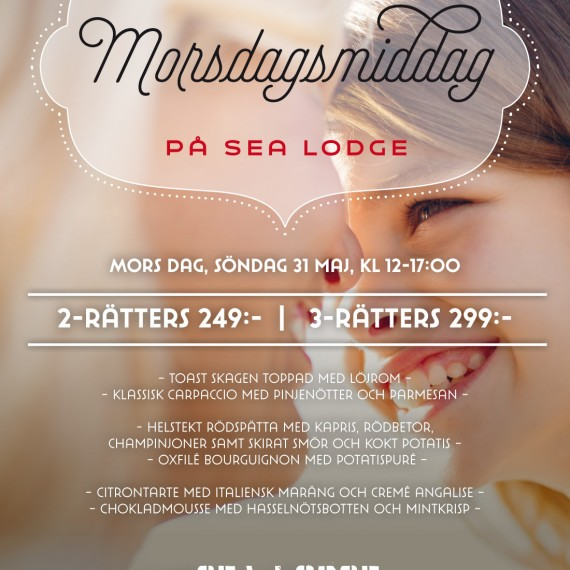 Sea Lodge – Mors dag